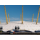 The O2 arena is located 13 minutes on public transport