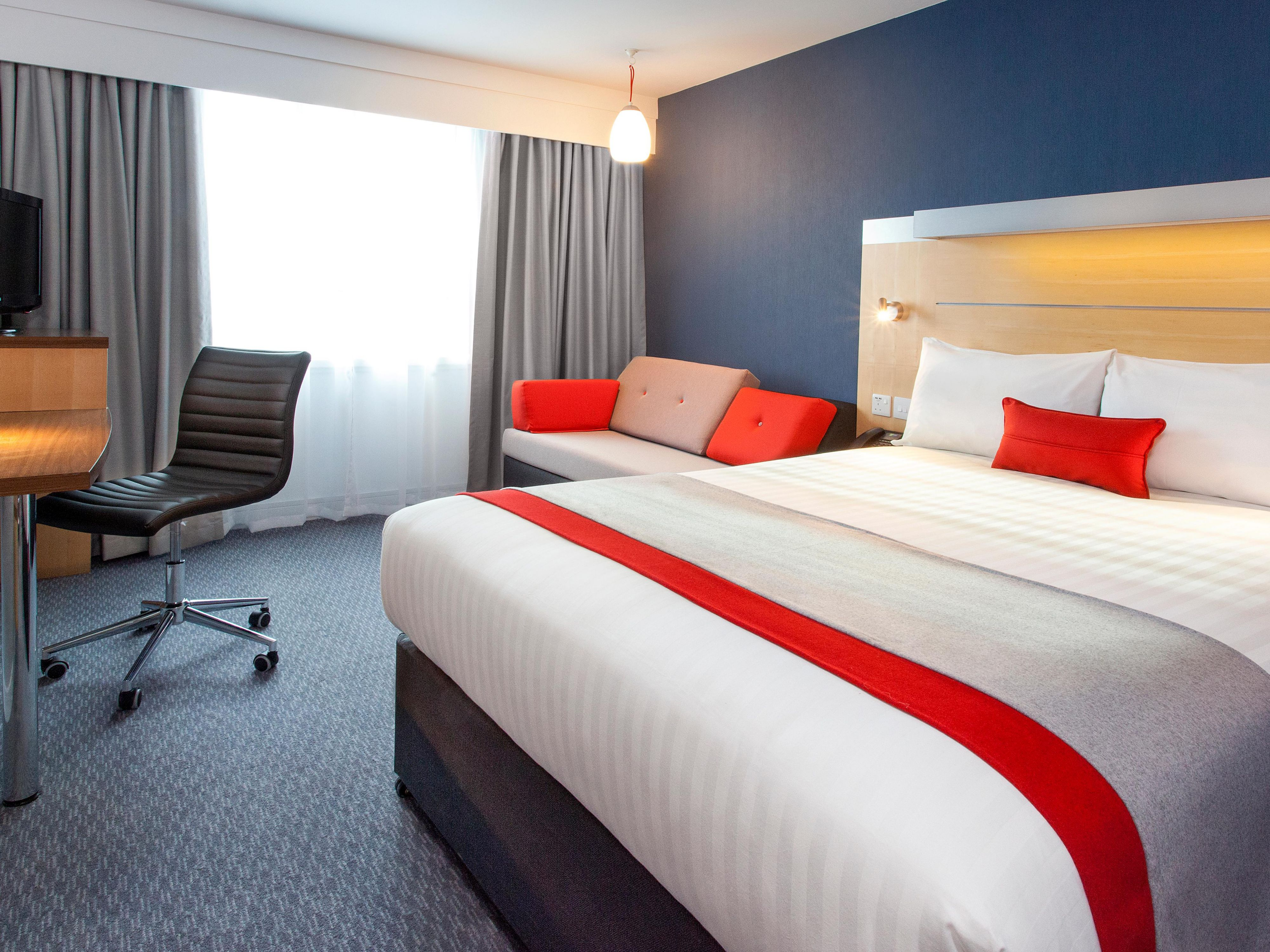Holiday Inn Express London Limehouse Hotel by IHG