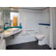 Our accessible en-suites are fully equipped for wheelchair users