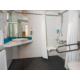 Our accessible en-suites feature a roll-in shower and grab rails