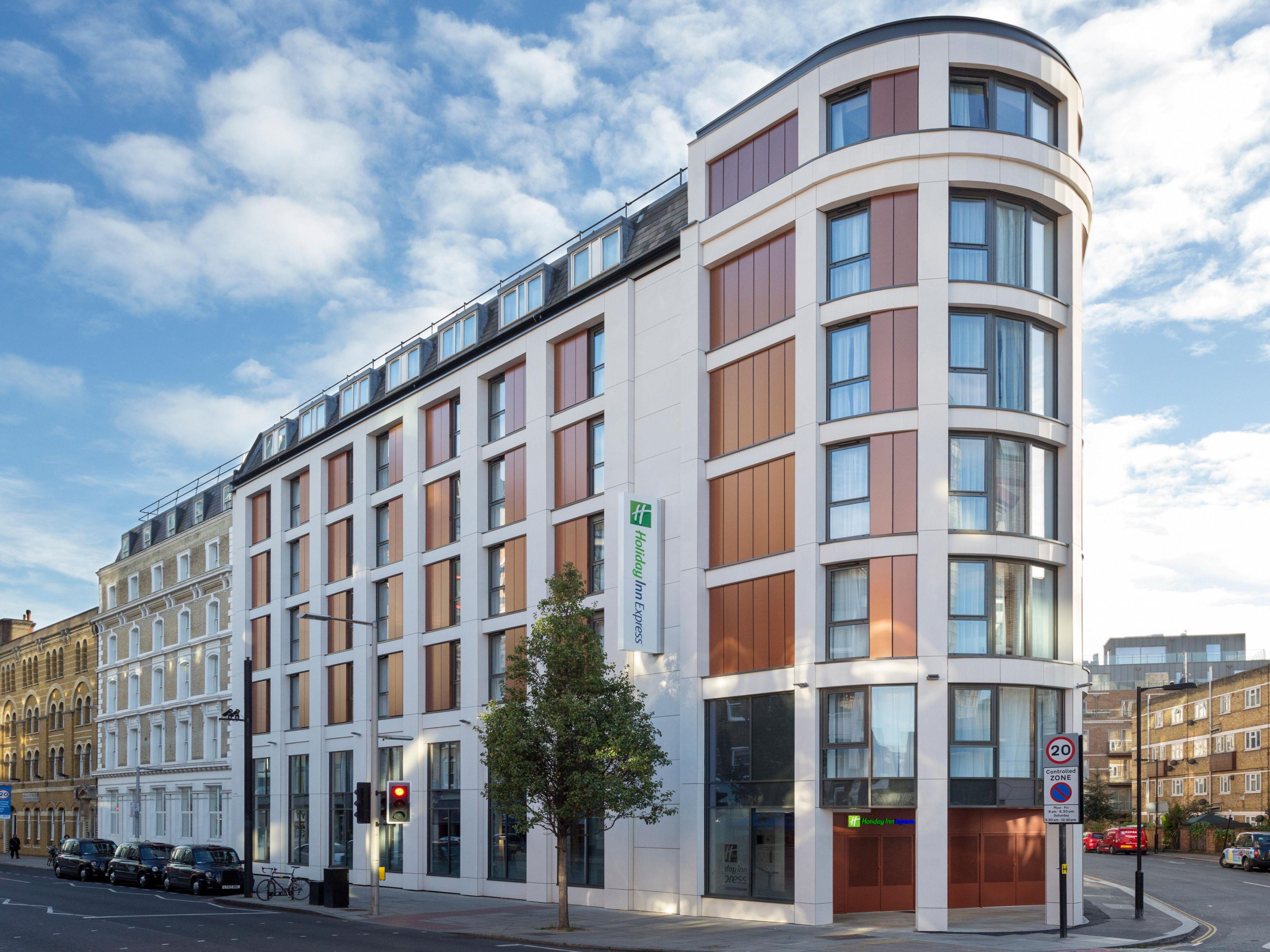 Southwark Hotel  Holiday Inn Express London - Southwark 60ac22ef22e4