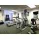 Our Lynchburg hotel guests will love our spacious fitness center.