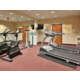 Enjoy a good workout in our fitness center