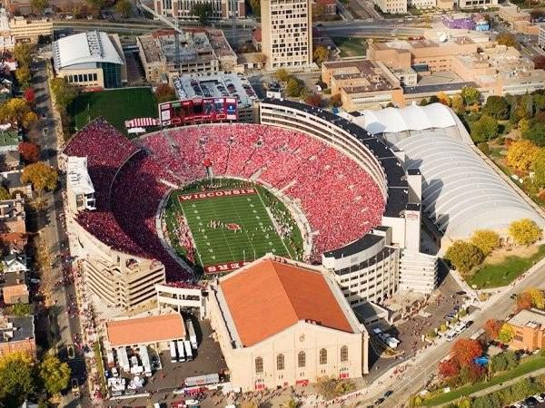 Enjoy Badger Football at Camp Randall Stadium