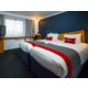 Our modern rooms boast air-conditioning and free Wi-Fi