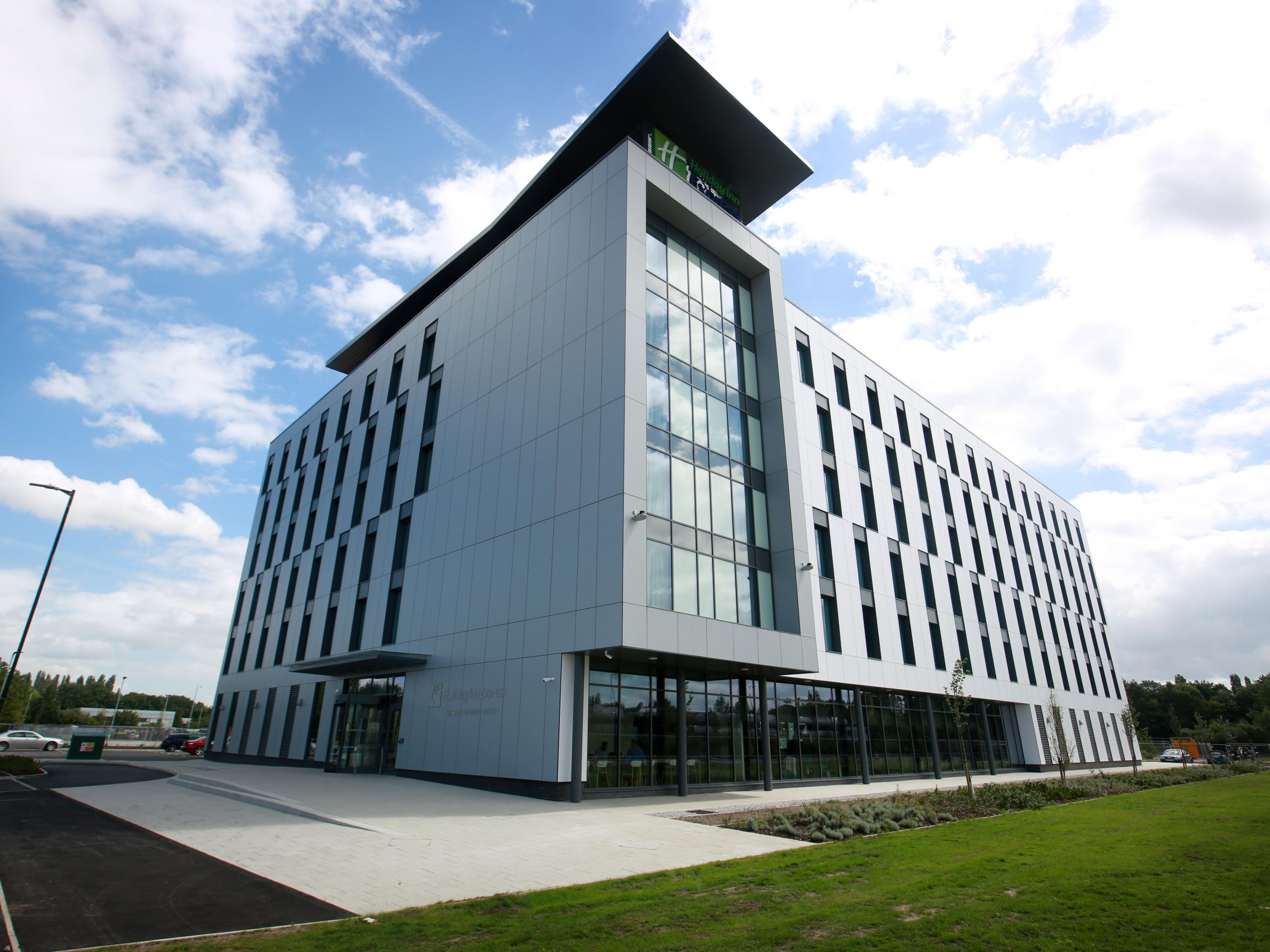 Holiday Inn Express Hotel Manchester - TRAFFORDCITY