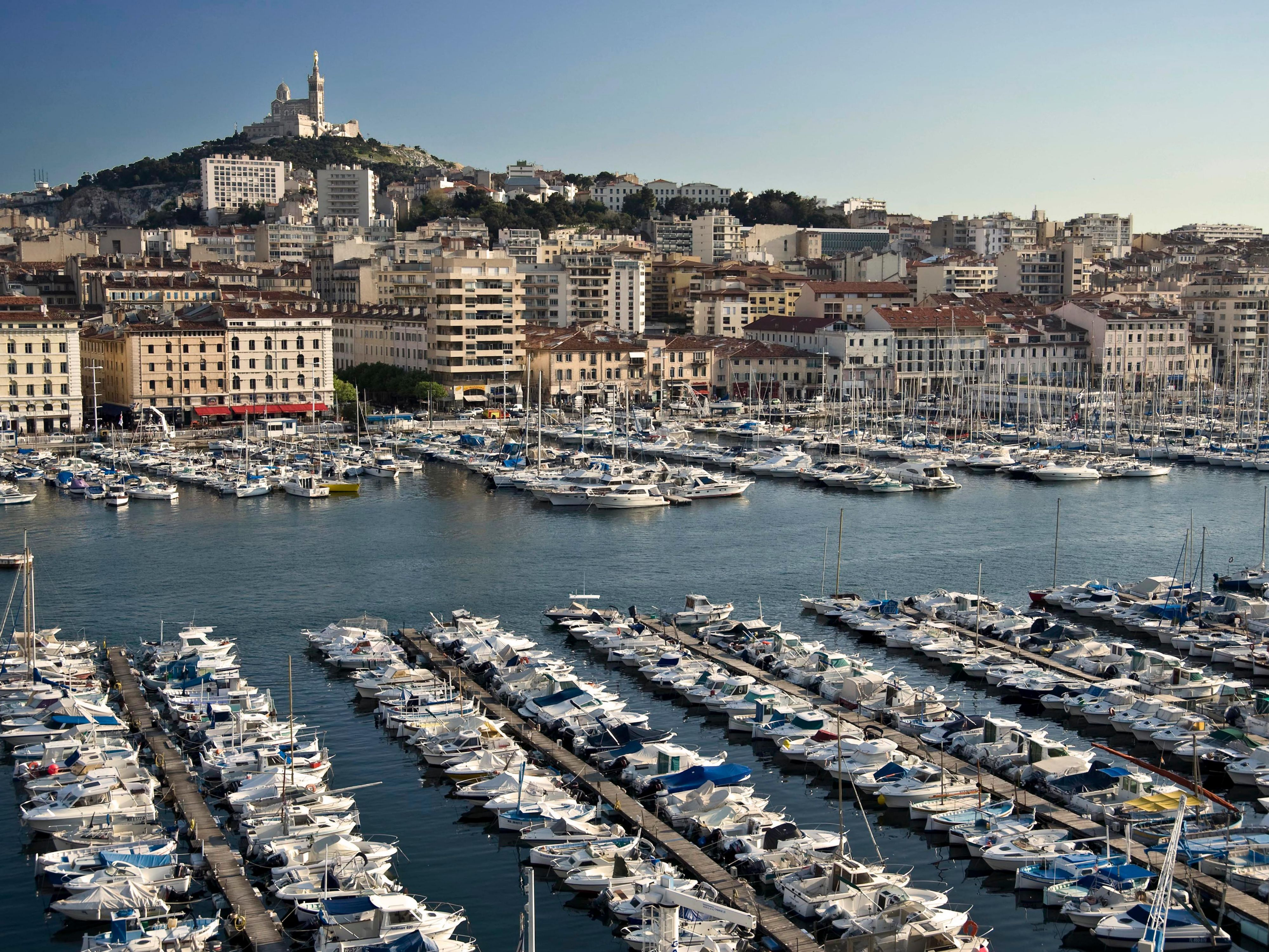 Old Port of Marseille (Vieux Port)