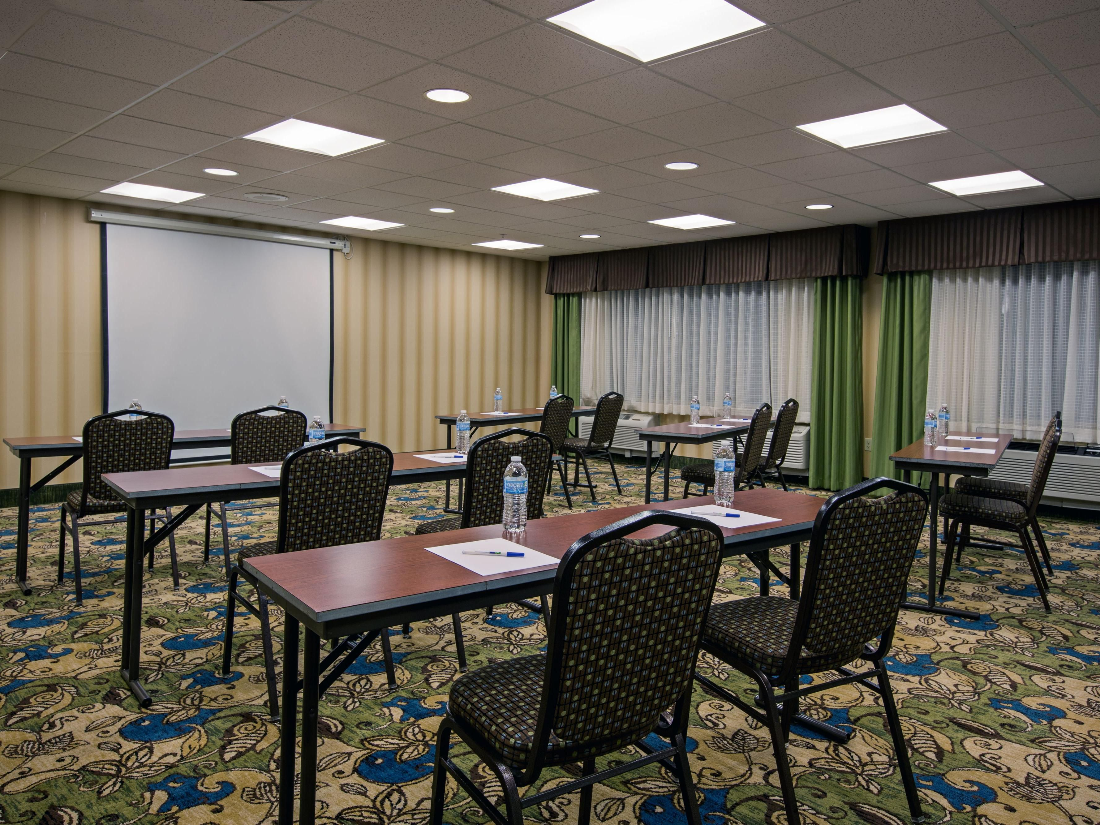 Host your next meeting in our Meeting Room