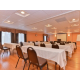 Meeting room available for social events and gatherings