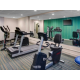 Stay Fit With Our Spacious Fitness Center!!