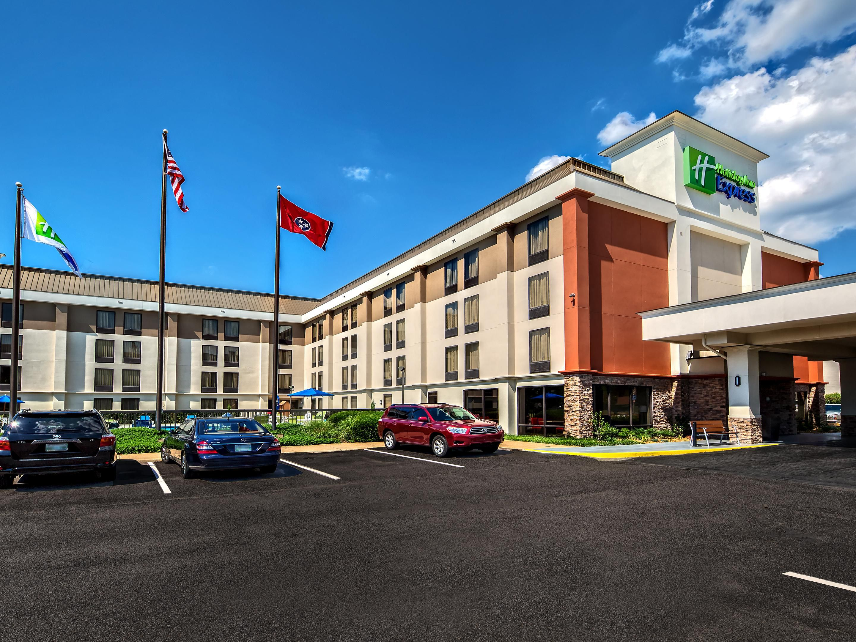 Holiday Inn Express Memphis Medical Center Midtown Hotel By Ihg