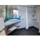 Our accessible en-suites are well-equipped for wheelchair users