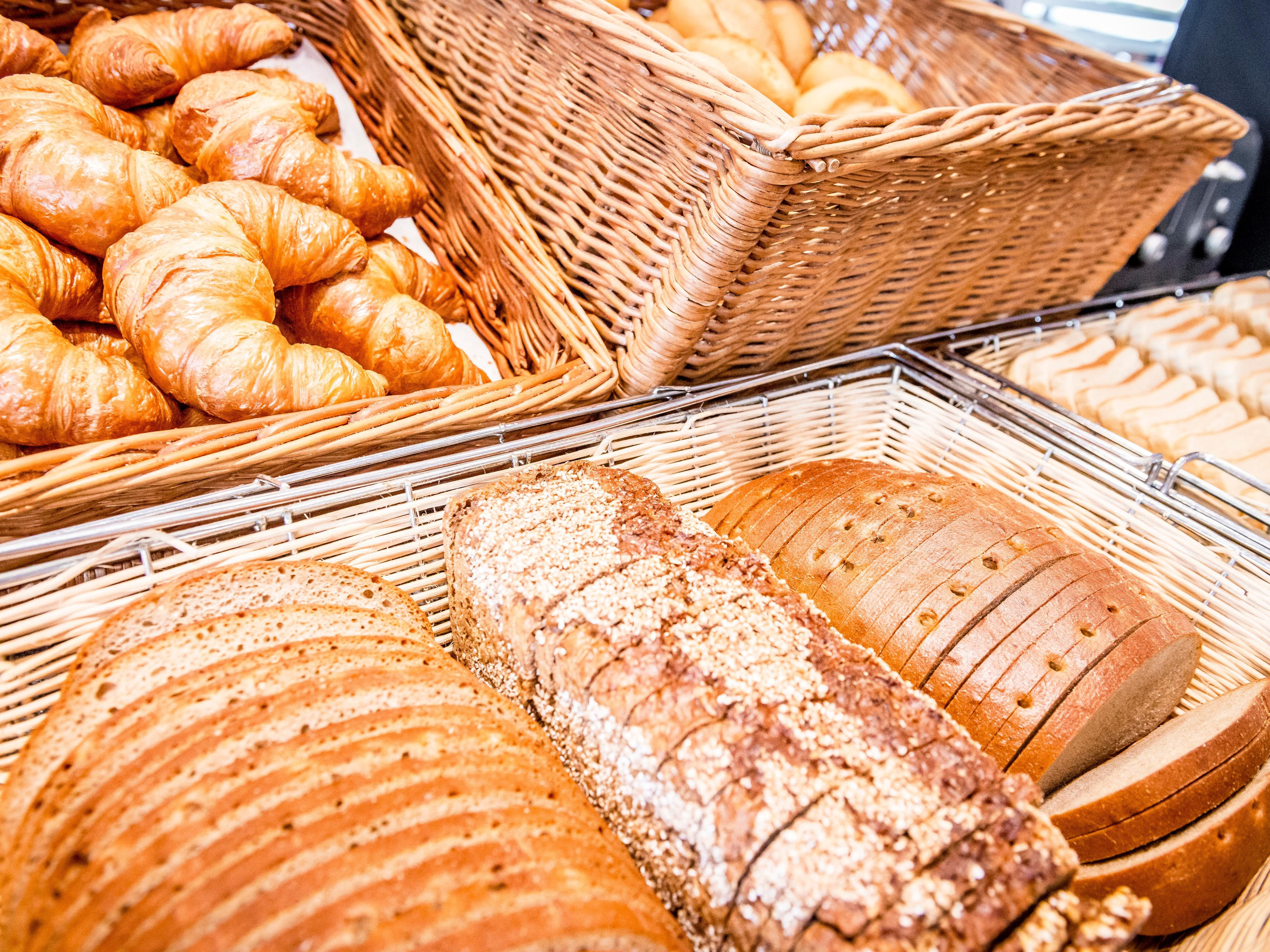 Wake up to delicious warm pastries