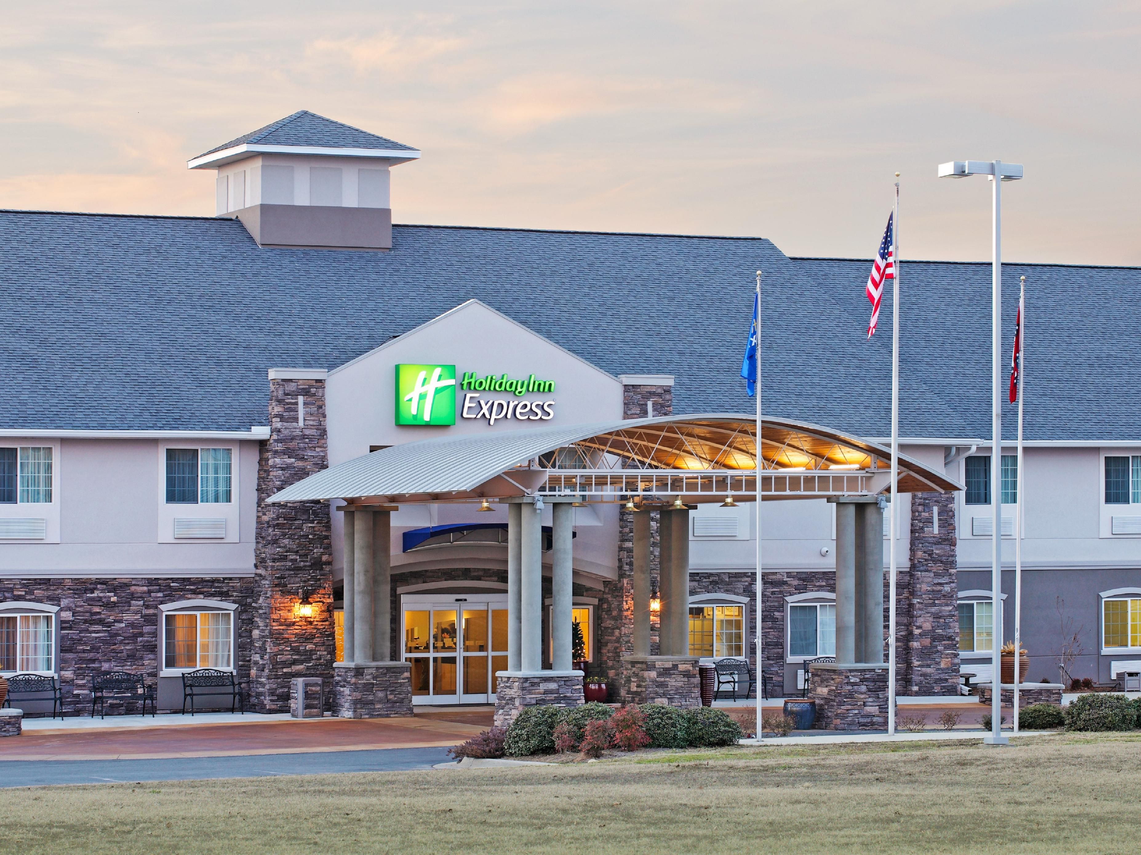 Holiday Inn Express Monticello Hotel By IHG Part 48
