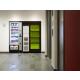 Distributeur automatique de snacks et de boissons froides