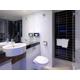Salle de bain avec une grande cabine de douche