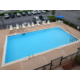 Families love our Morrisville hotel with a swimming pool!