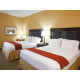 Holiday Inn Express Moss Point Double Queen Bed Guest Room