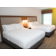 Holiday Inn Express Moss Point Double Queen Guest Room