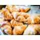 Genießen Sie nach dem Aufwachen ofenwarmes Gebäck