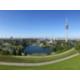Ein beliebtes Ausflugsziel - das Münchner Olympiagelände