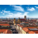 Enjoy the view over Munich