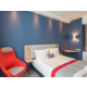 Accessible room with queensize bed