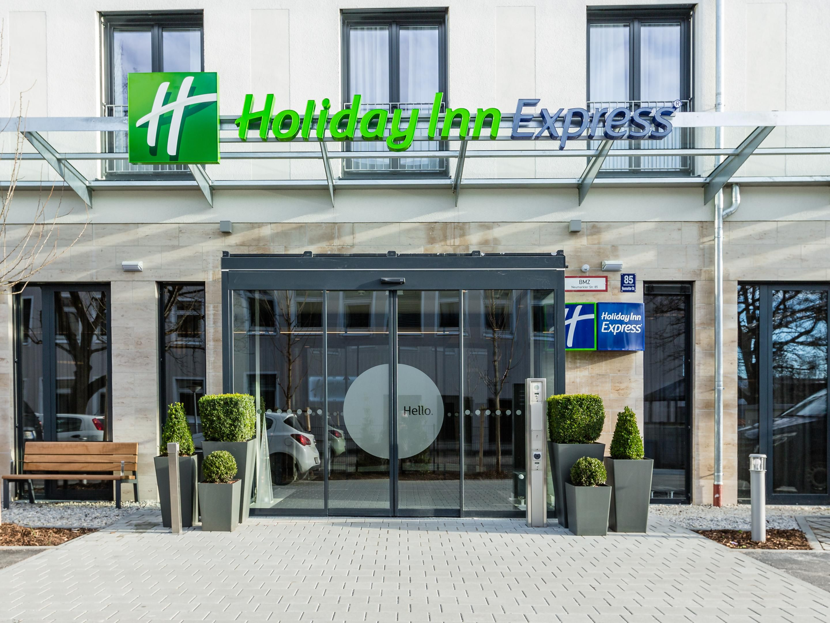Holiday Inn Express Munich City - East Hotel by IHG
