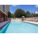 Outdoor Seasonal Swimming Pool Holiday Inn Express Murfreesboro