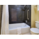 Our guest bathrooms feature luxurious granite.