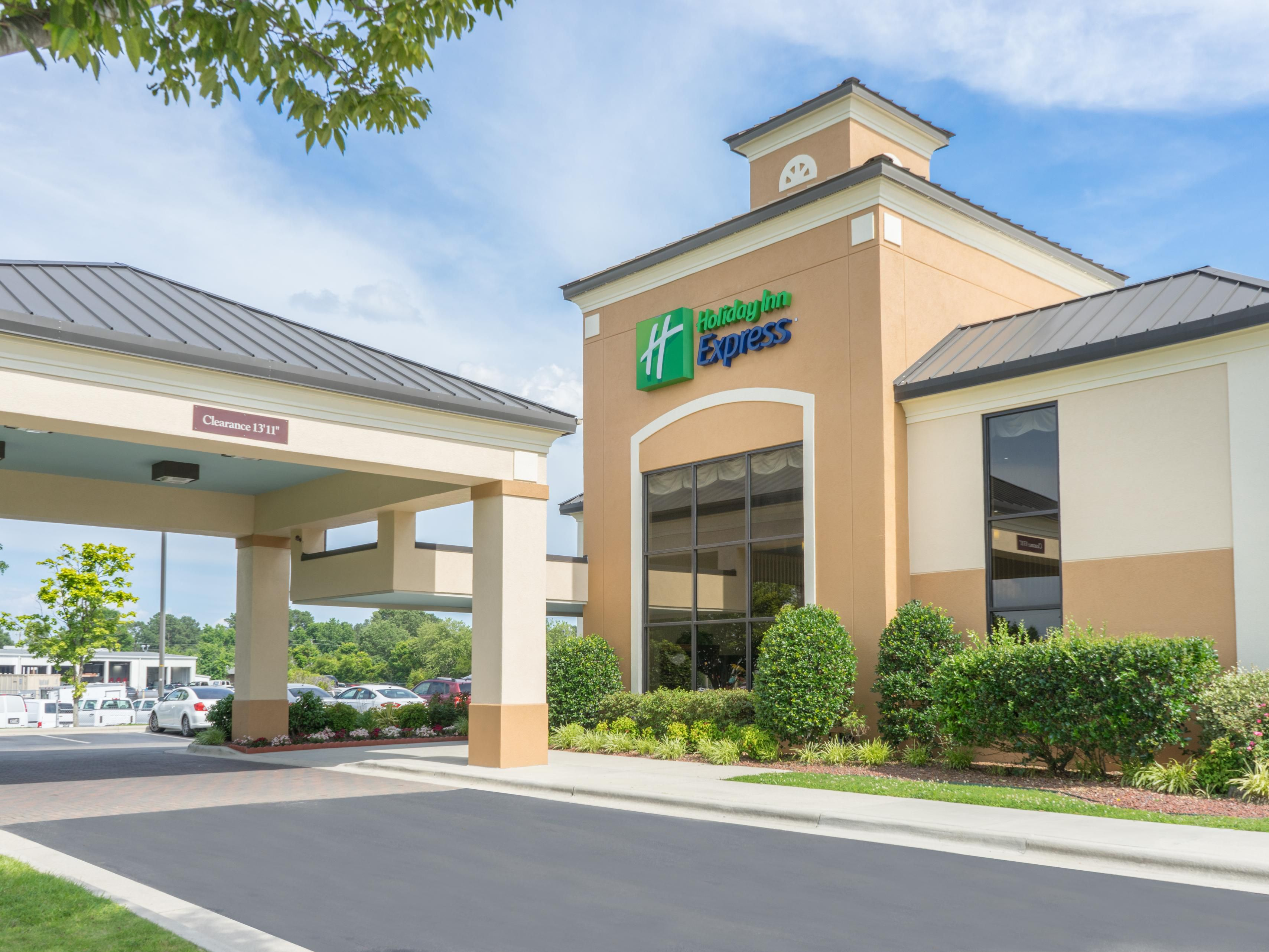 Holiday Inn Express New Bern