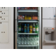 Feeling peckish? Grab a snack from our vending fridge