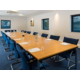 We have four spacious meeting rooms with natural daylight
