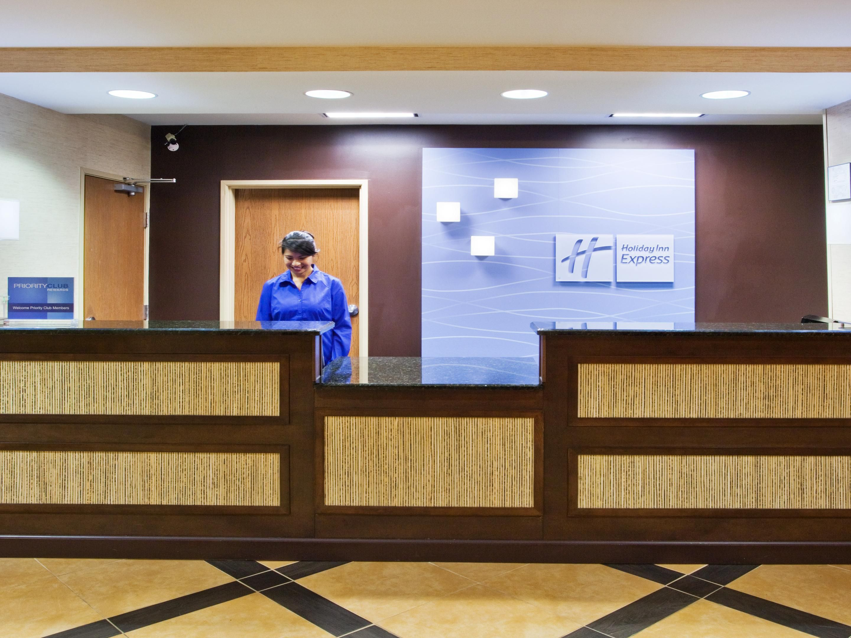 Our friendly, dedicated staff is here to make your stay enjoyable!