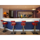 Take a break for a drink or meal at our bar / restaurant
