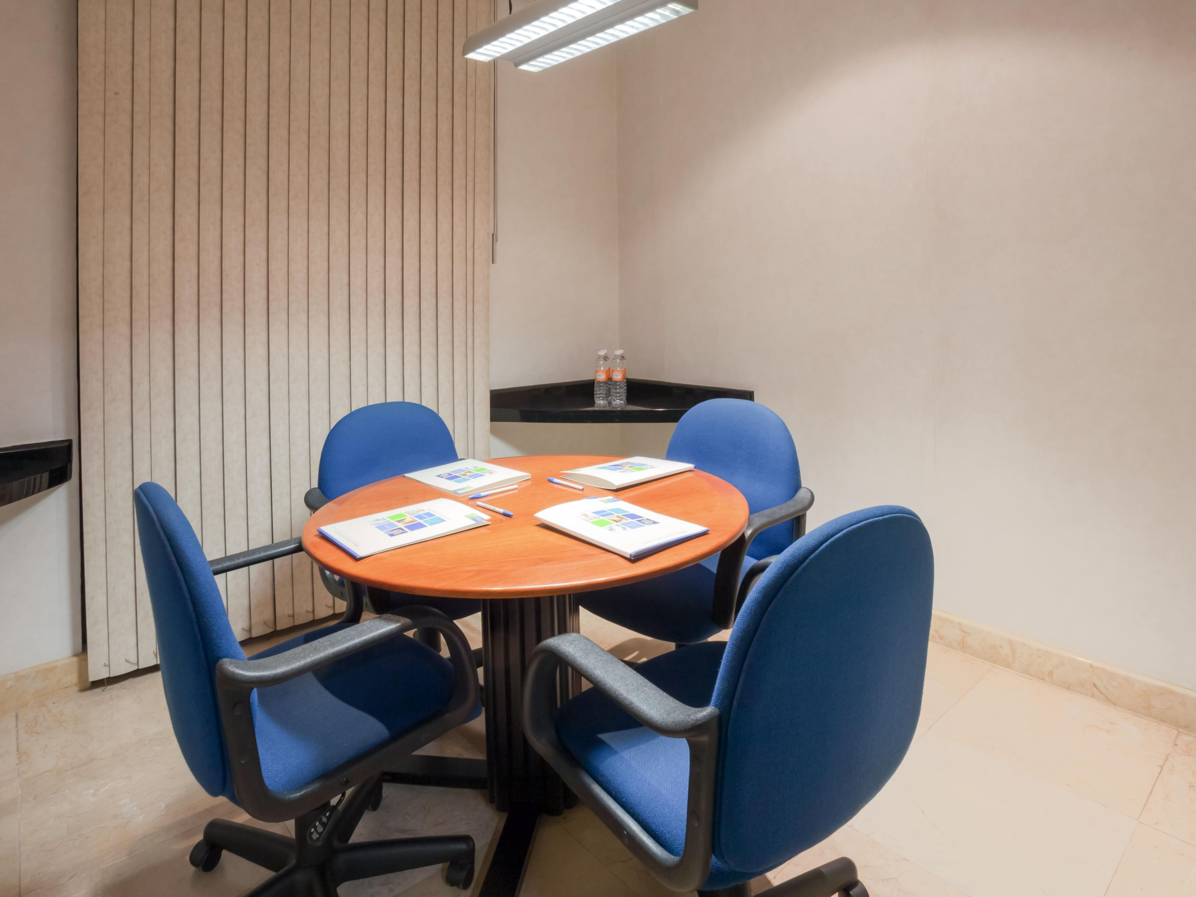 Host your meeting in our accommodating Boardroom