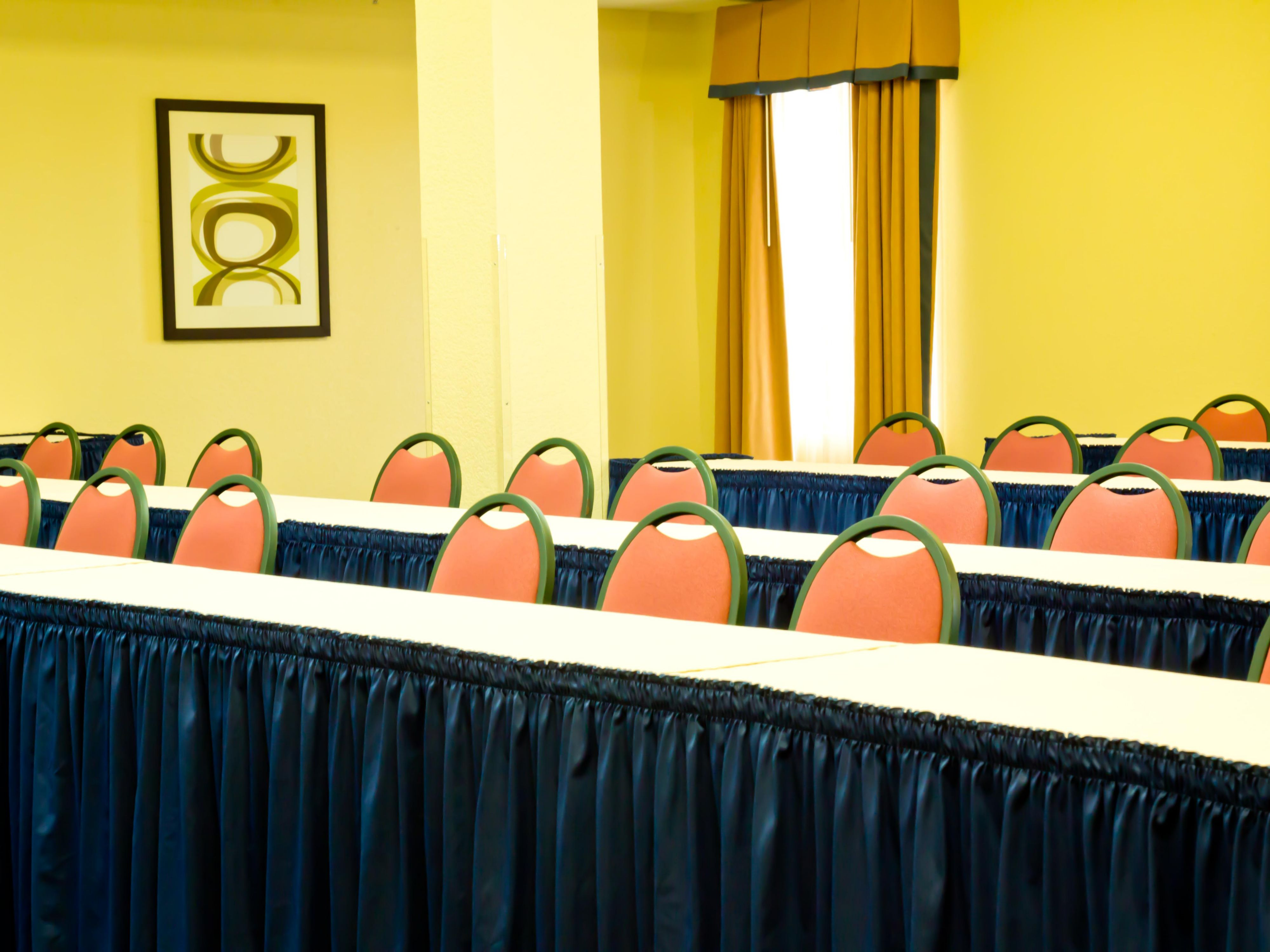 Holiday Inn Express Orange Beach Hold Your Meeting With Us!