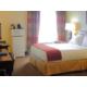 1 Queen WC Bed Guest Room