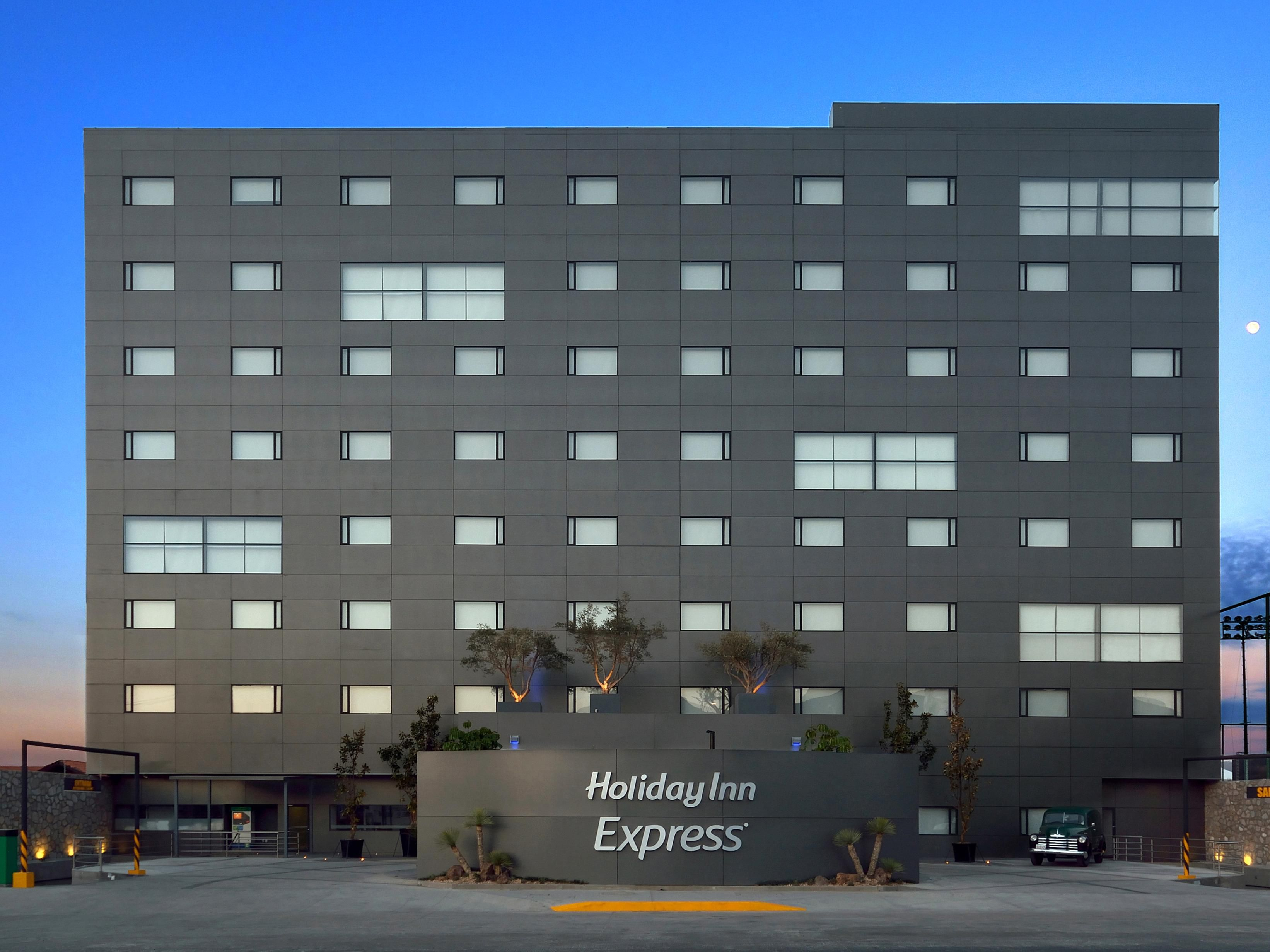 Holiday Inn Express Pachuca Hotel By Ihg