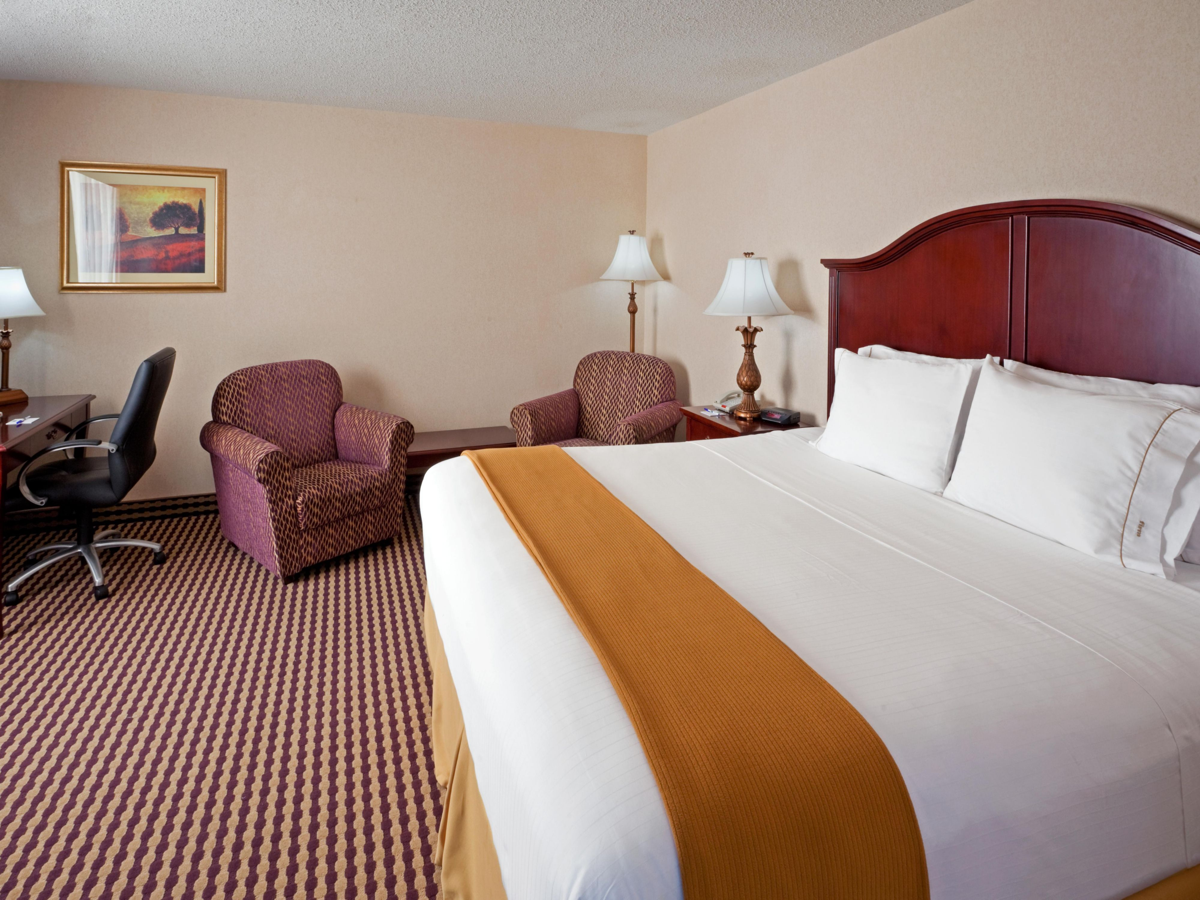 Want more room, request the Junior Suite!