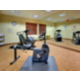 Fitness center accessible 24 hours