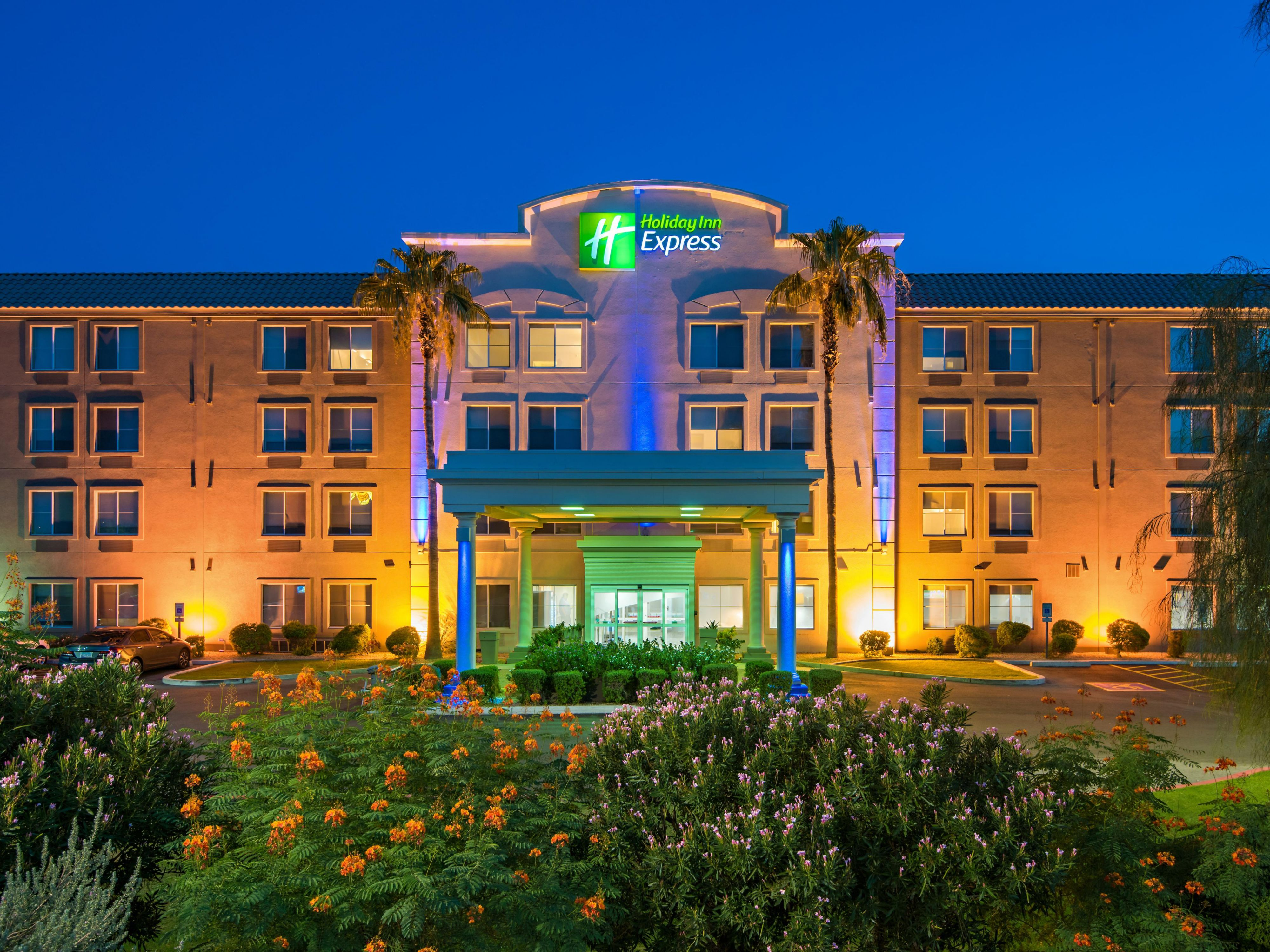 holiday inn express peoria north glendale hotel by ihg