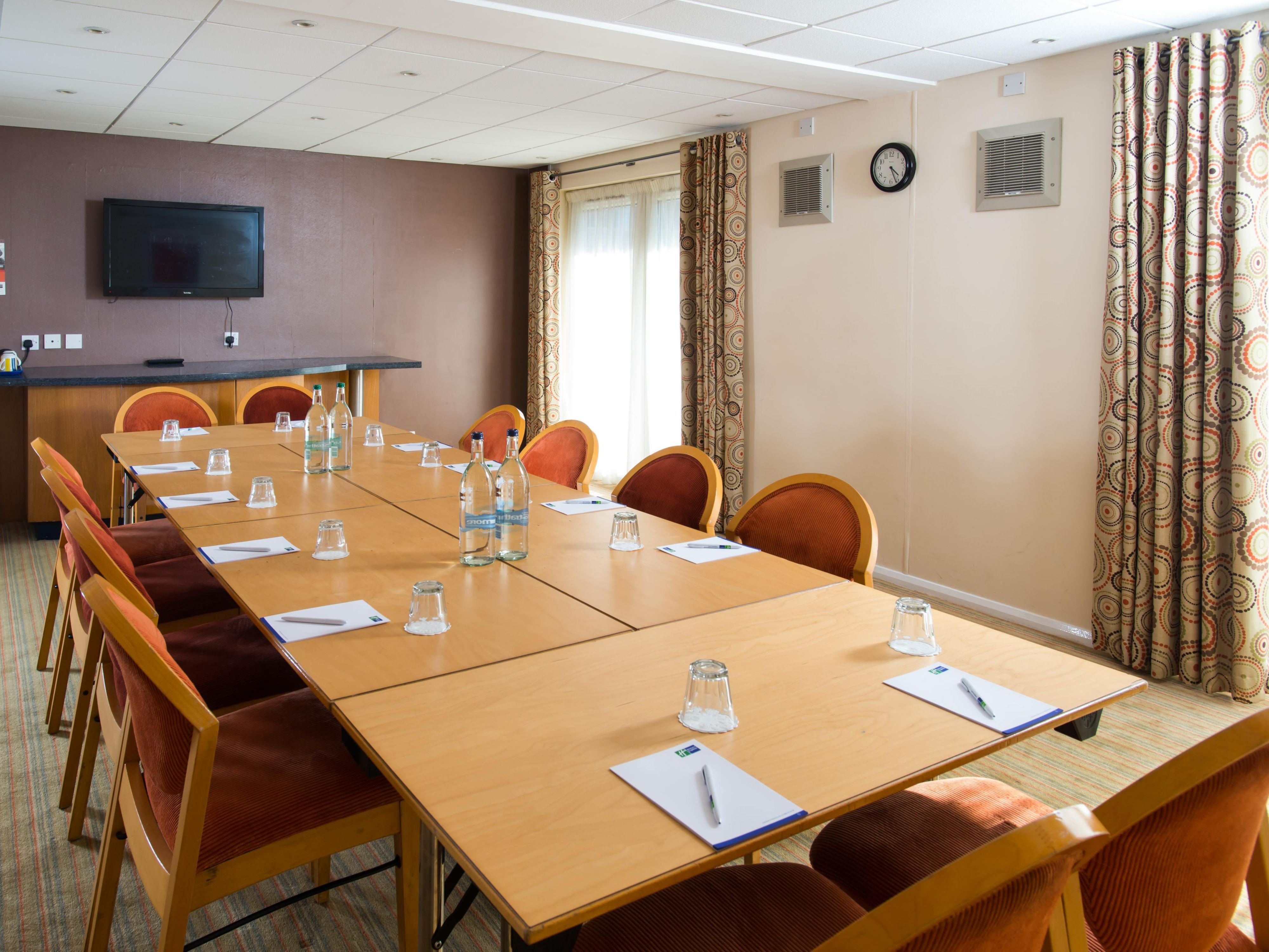 Hold your meeting at Holiday Inn Express Peterborough