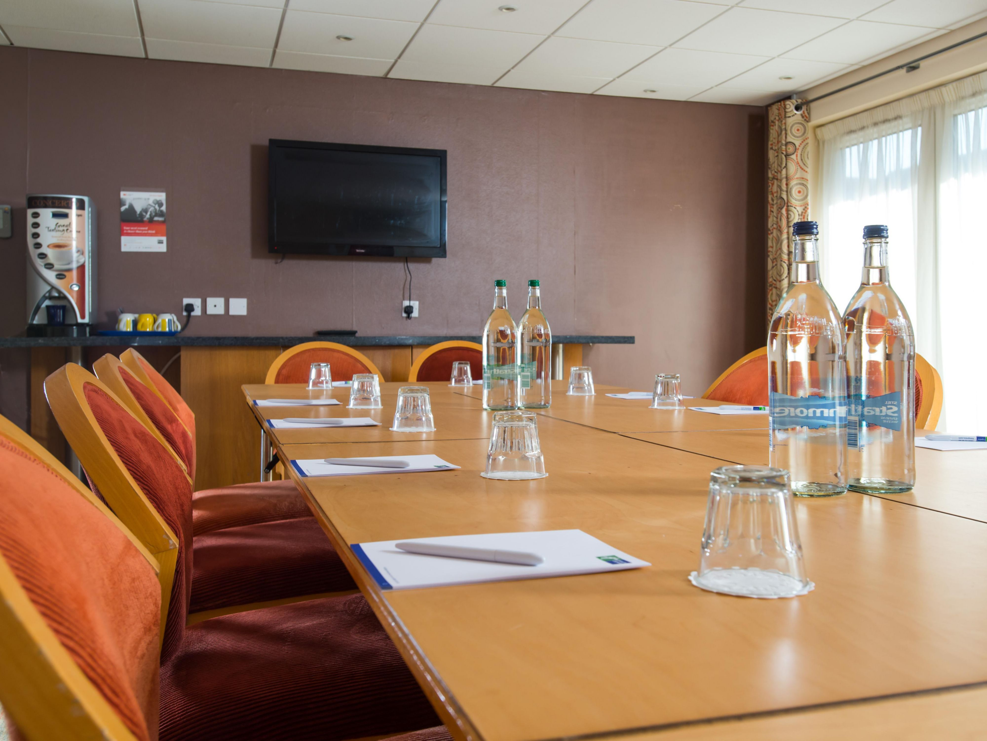 Our hotel is an ideal venue for a small business meeting or event