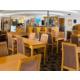 Sala de jantar para hóspedes