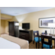 Queen Bed Guest Room In Accessible Rooms