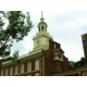 Independence Hall in walking distance