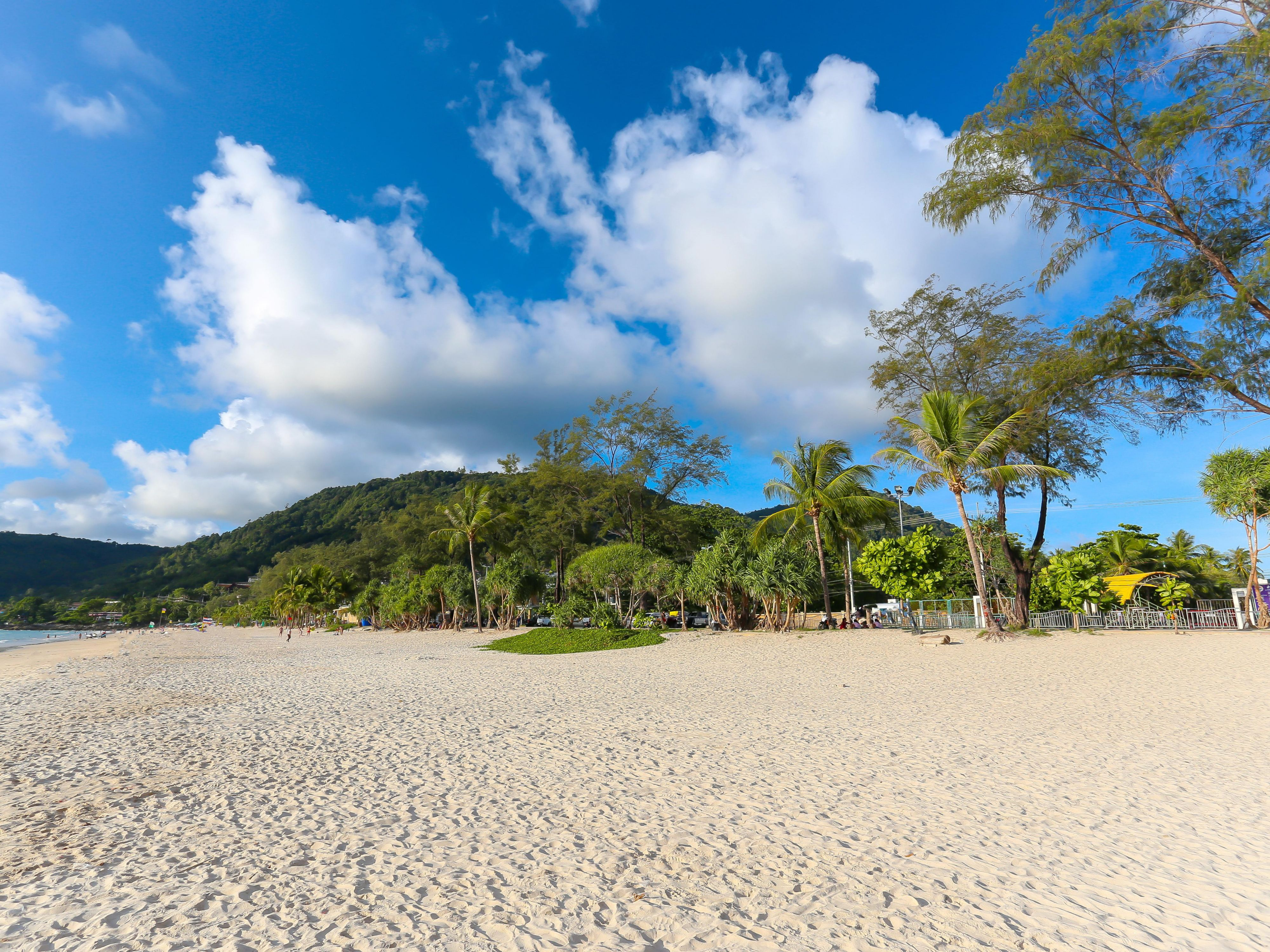 Surin Beach, only 25 minutes drive from Holiday Inn Express Phuket