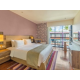 One Bedroom Suite King bed room with private balcony and Free WiFi