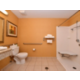 WC Accessible Roll-in Shower